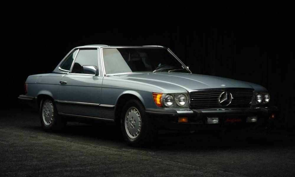 Mercedes-Benz 450SLC 1980 #1