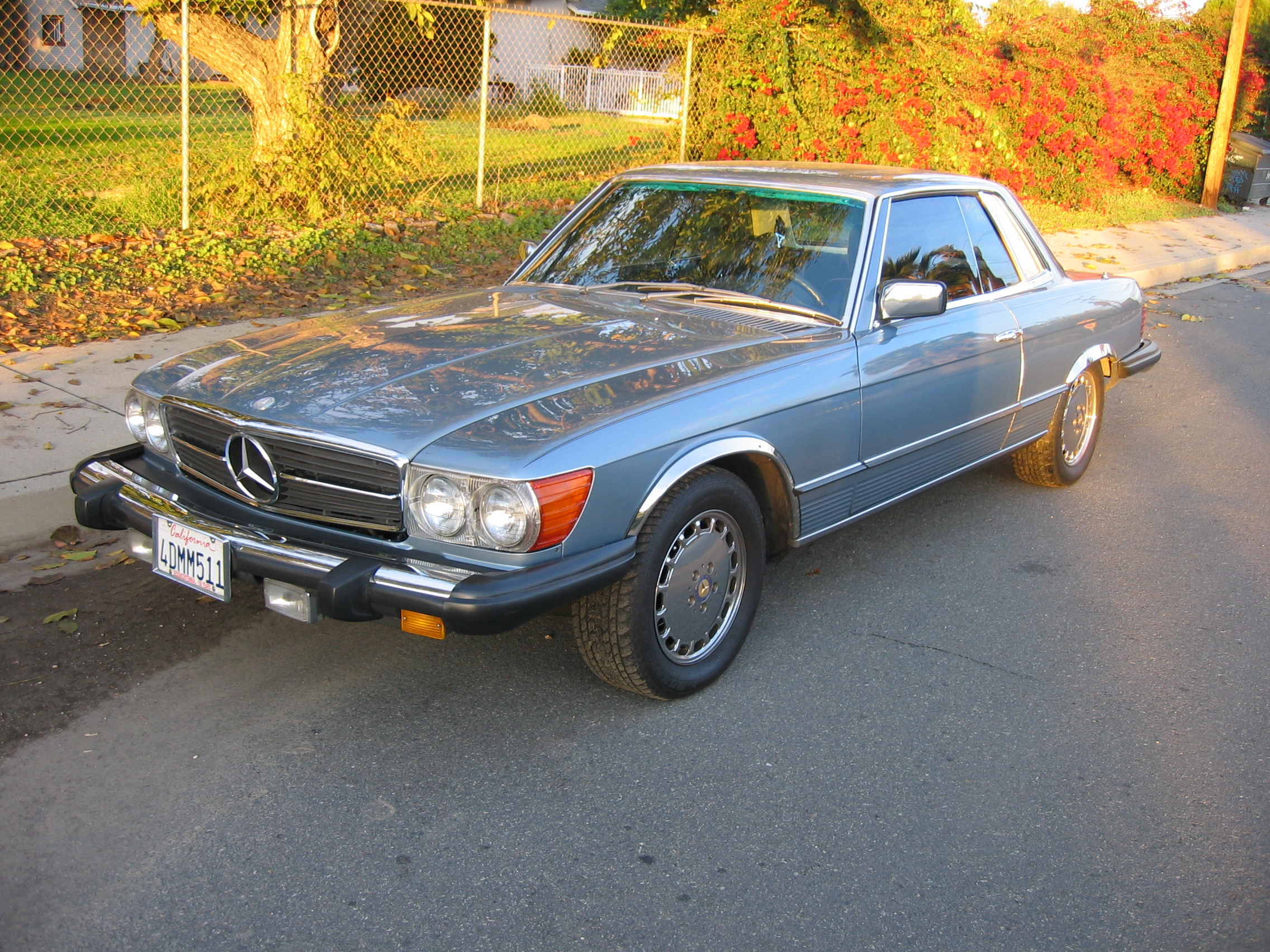 Mercedes-Benz 450SLC #3