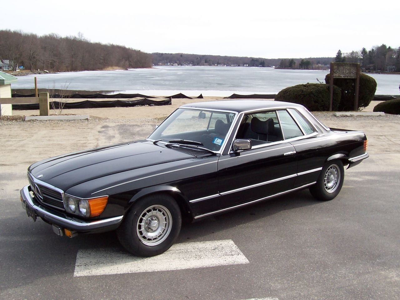 Mercedes benz 450slc information and photos momentcar for Mercedes benz 450