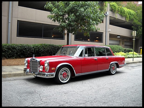 1969 mercedes benz 600 information and photos momentcar. Black Bedroom Furniture Sets. Home Design Ideas