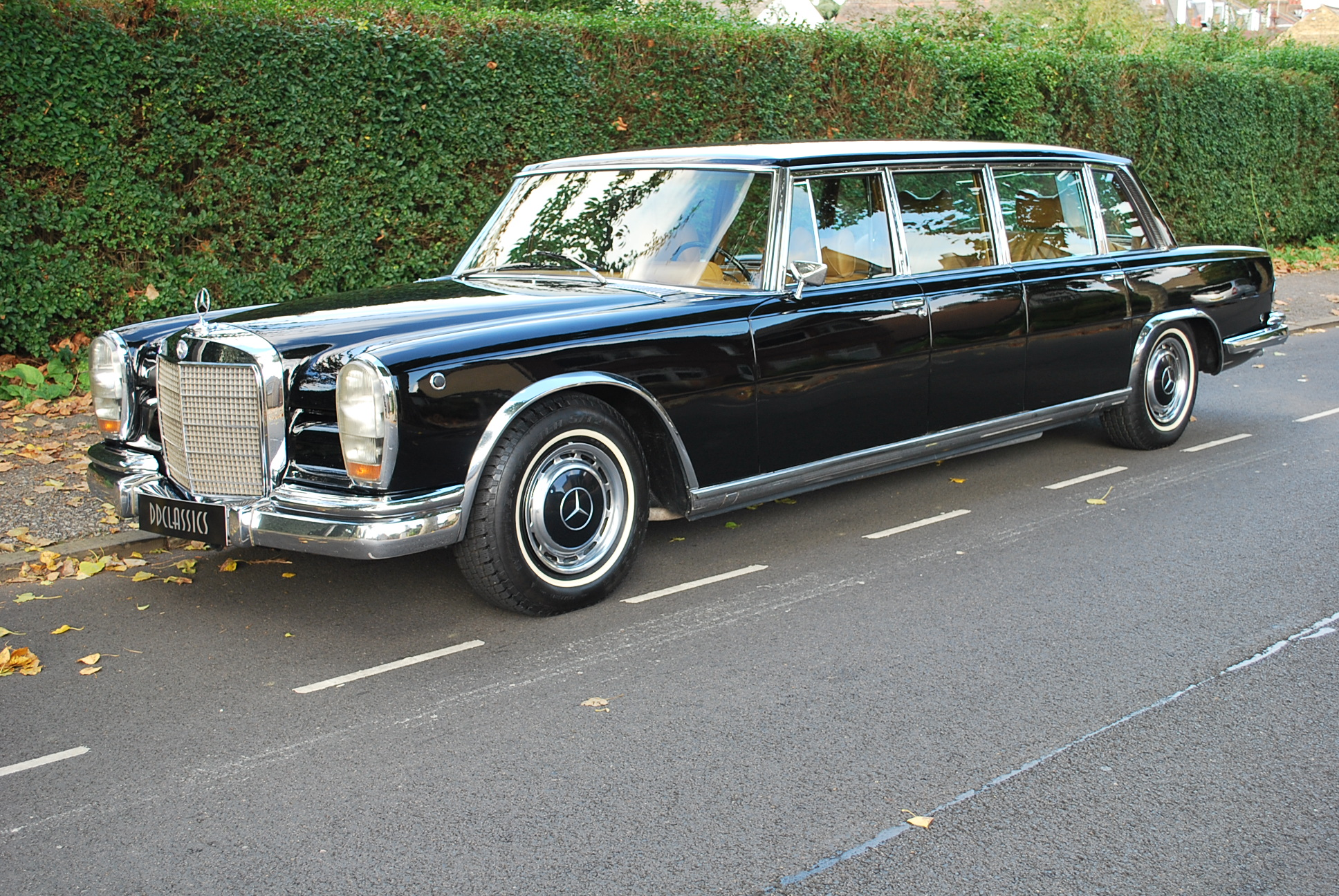 Toyota Of Pullman >> 1977 Mercedes-Benz 600 - Information and photos - MOMENTcar