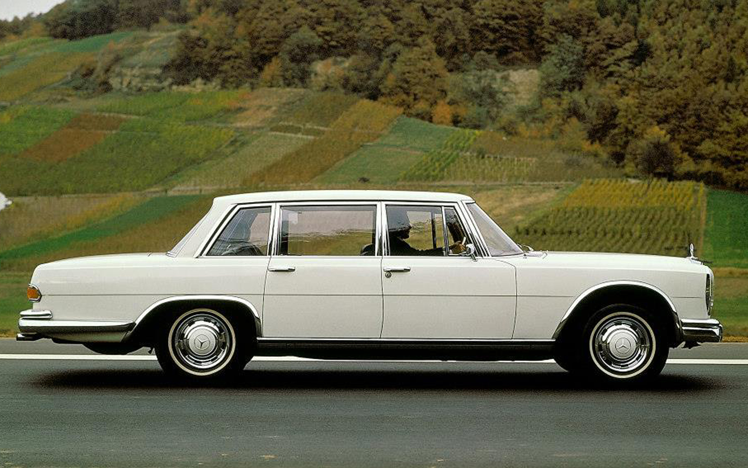 1979 mercedes benz 600 information and photos momentcar for Mercedes benz 600s