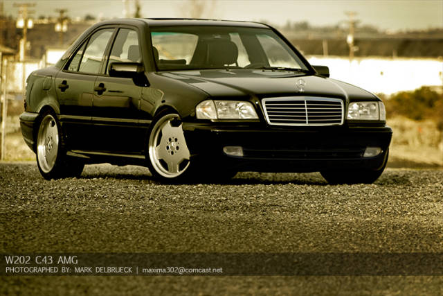 1998 Mercedes Benz C43 Amg Information And Photos