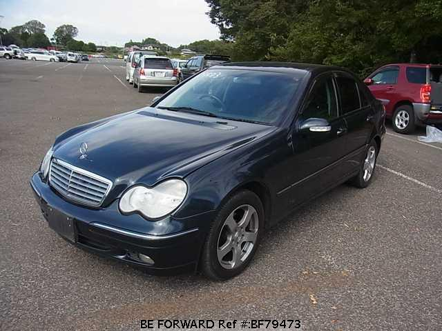 2002 mercedes benz c class information and photos for 2002 mercedes benz c class