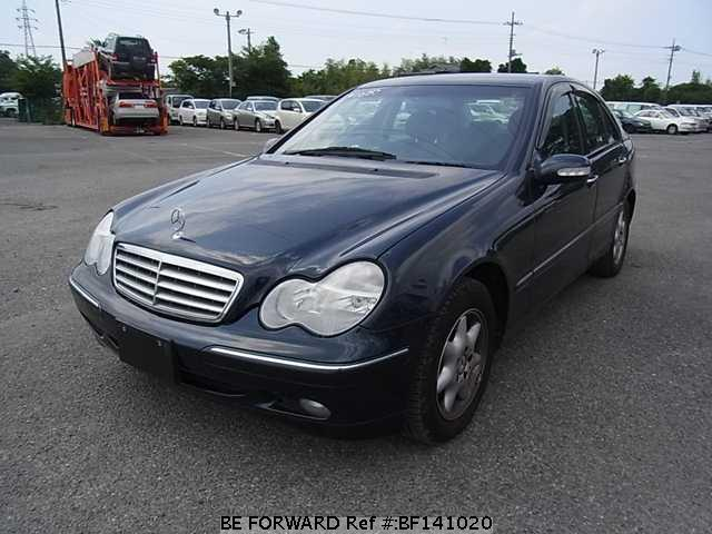 2002 mercedes benz c class information and photos momentcar. Black Bedroom Furniture Sets. Home Design Ideas