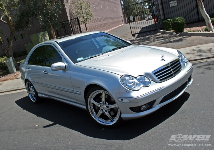 2006 mercedes benz c class information and photos. Black Bedroom Furniture Sets. Home Design Ideas
