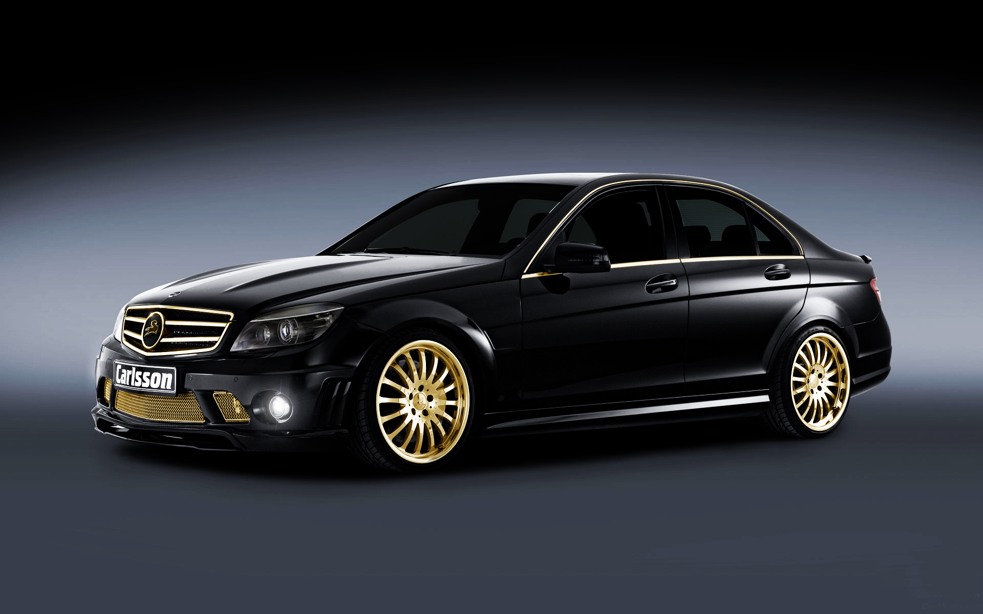 2009 mercedes benz c class information and photos. Black Bedroom Furniture Sets. Home Design Ideas