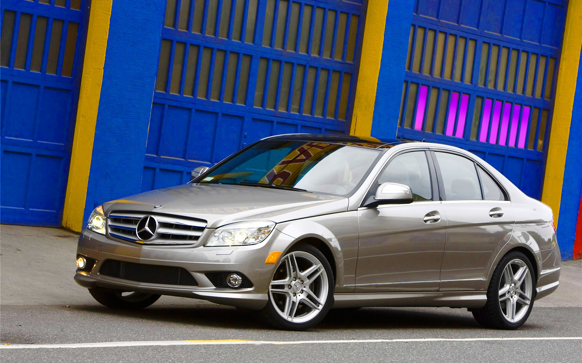2010 mercedes benz c class information and photos momentcar. Black Bedroom Furniture Sets. Home Design Ideas