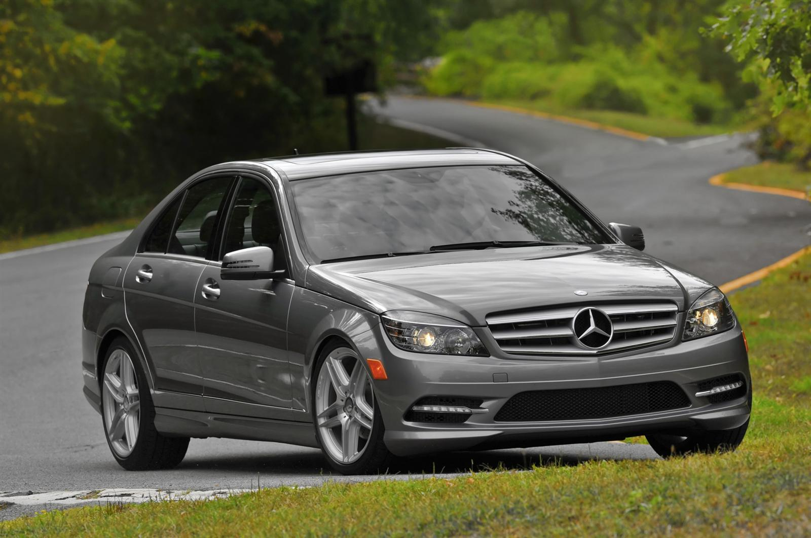 2011 mercedes benz c class information and photos momentcar. Black Bedroom Furniture Sets. Home Design Ideas