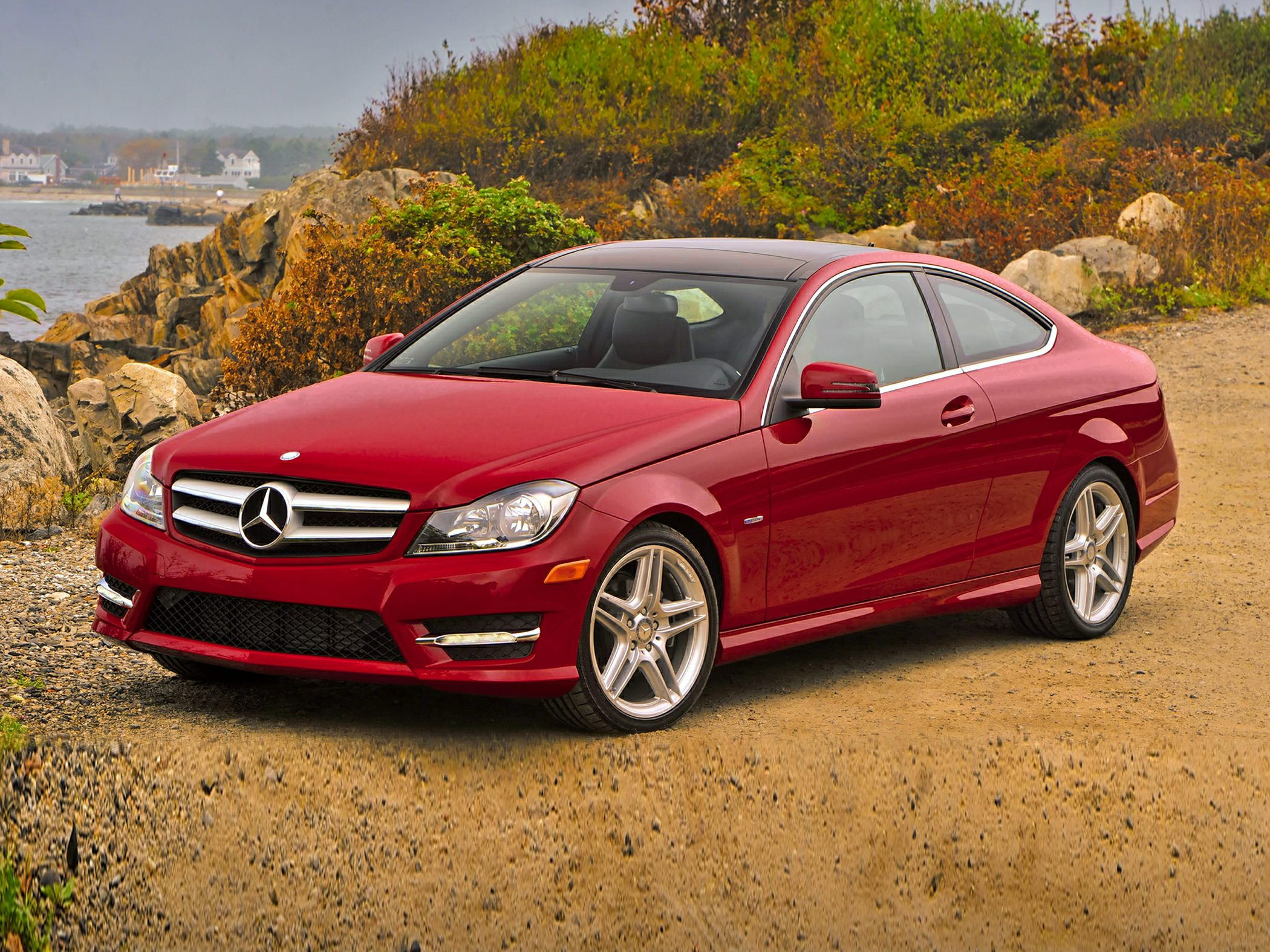 Mercedes-Benz C-Class C250 Luxury #43