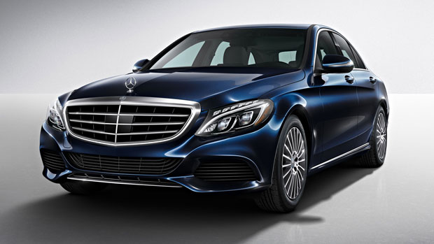 Mercedes-Benz C-Class C300 Luxury 4MATIC #53