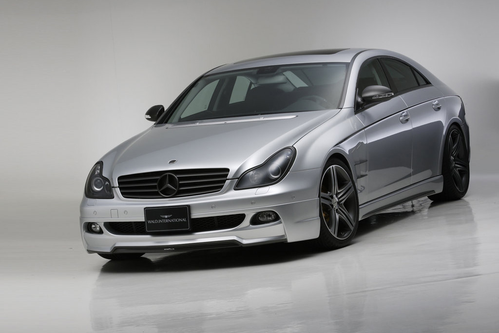 2009 mercedes benz cls class information and photos for Mercedes benz cls 2009