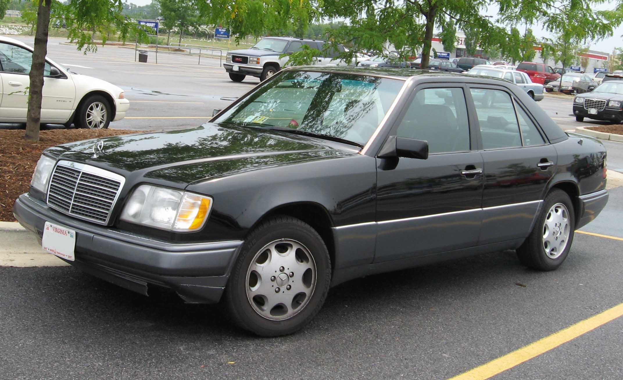 1994 mercedes benz e class information and photos for 1994 mercedes benz e class