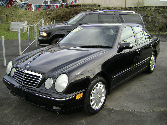 2000 mercedes benz e class information and photos for 2000 mercedes benz e class e320