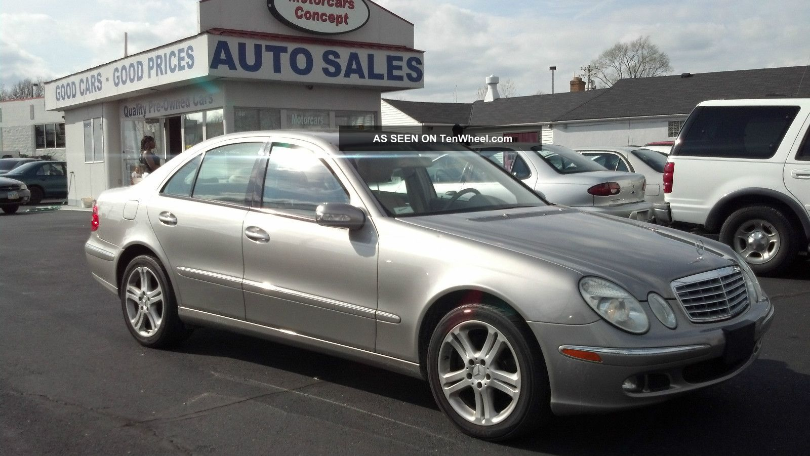 2006 mercedes benz e class information and photos for 2006 mercedes benz e class e350