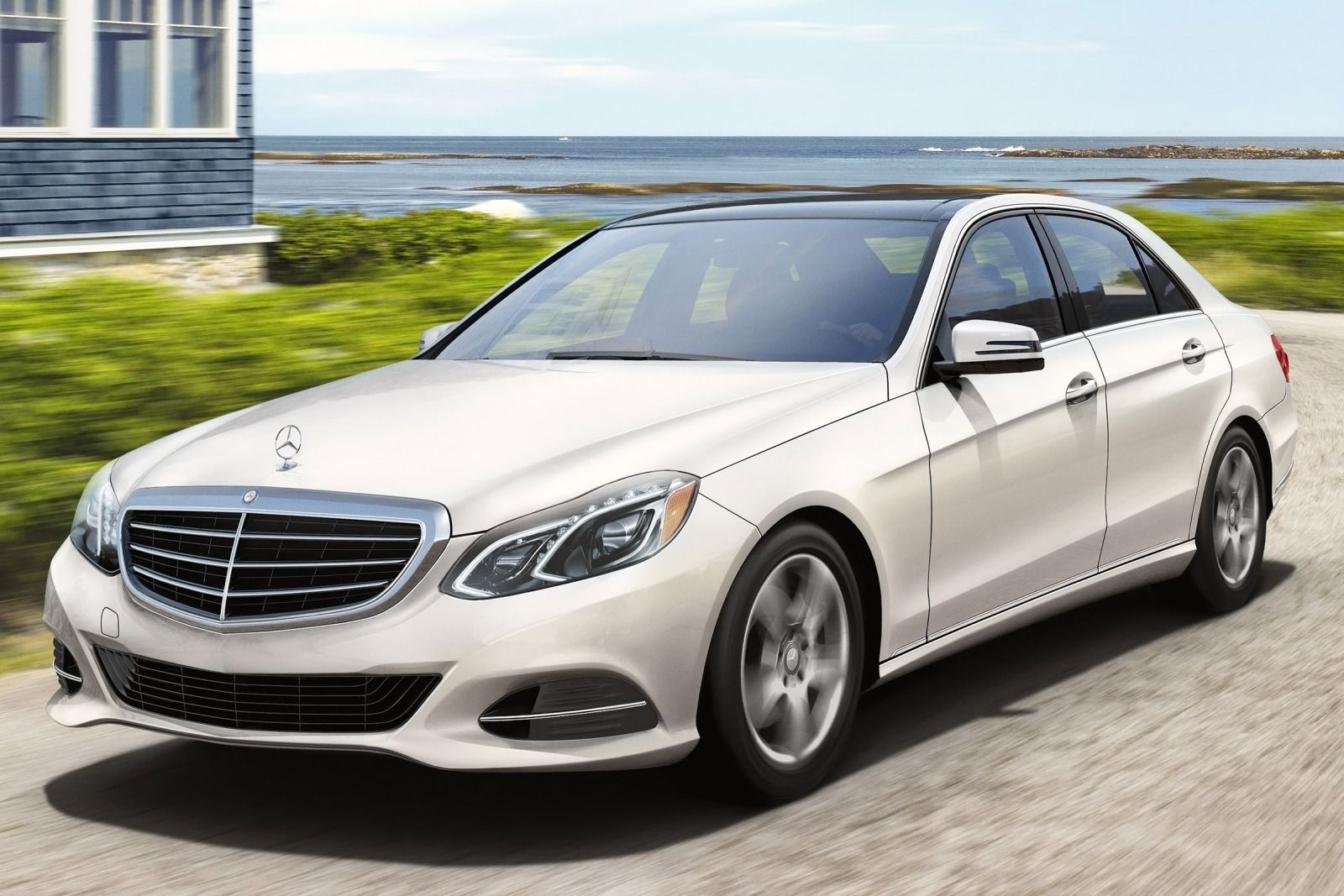 2015 Mercedes-Benz E-Class - Information and photos ...
