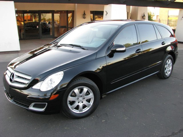 2006 mercedes benz r class information and photos for 2006 mercedes benz r class r350