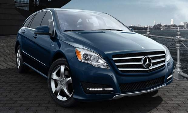 2011 Mercedes Benz R Class Information And Photos