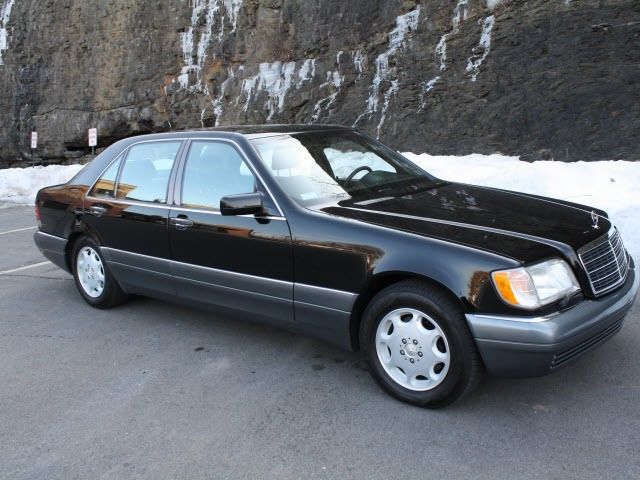 1996 mercedes benz s class information and photos for Mercedes benz s500 1996