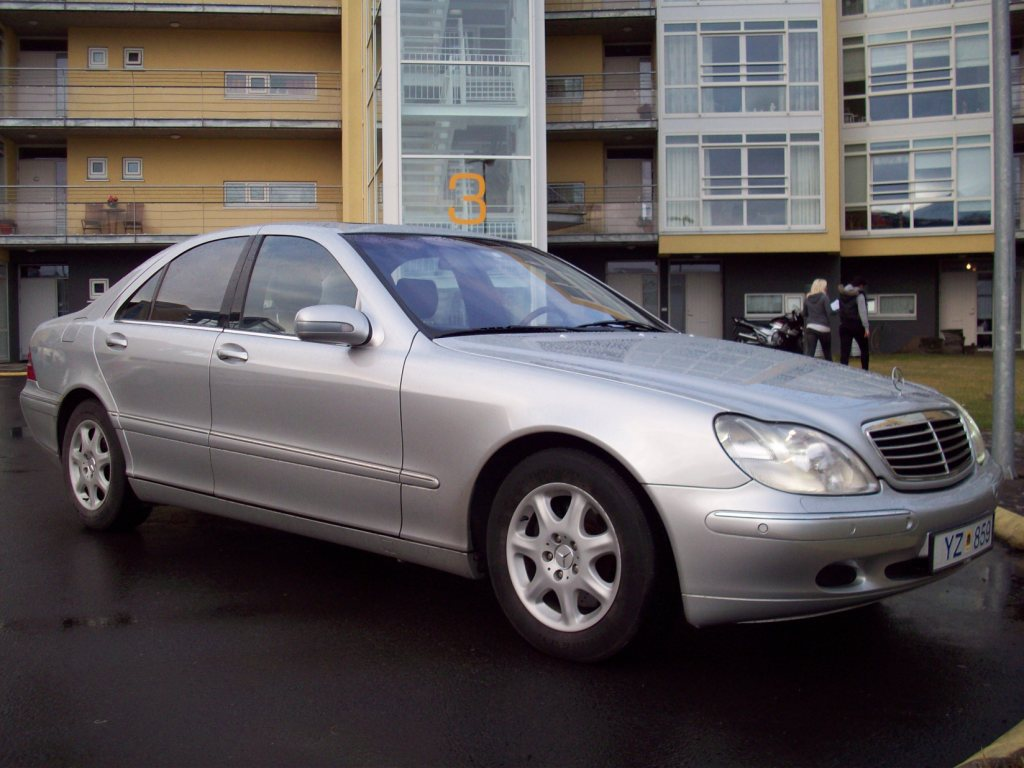 2000 mercedes benz s class information and photos momentcar. Black Bedroom Furniture Sets. Home Design Ideas