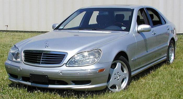 2001 mercedes benz s class information and photos momentcar. Black Bedroom Furniture Sets. Home Design Ideas