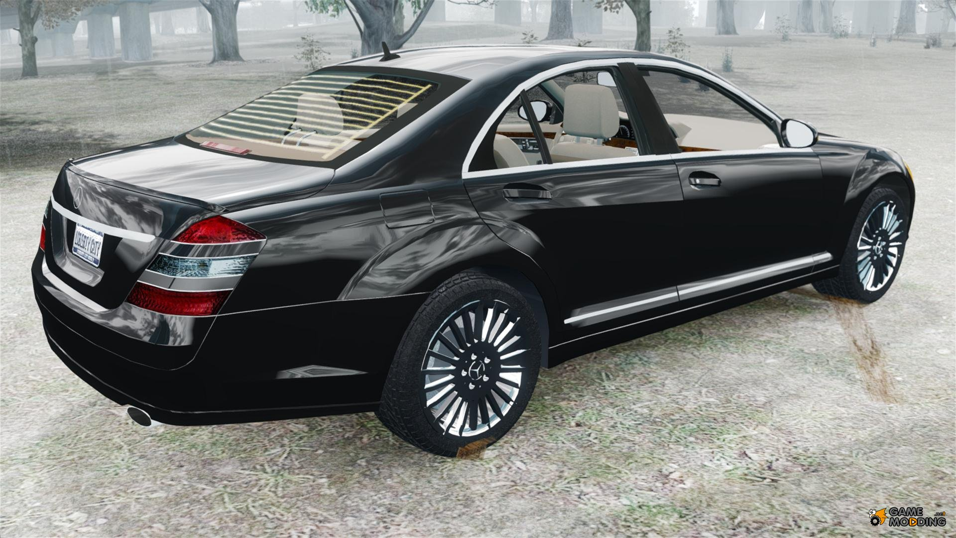 2007 mercedes benz s class information and photos. Black Bedroom Furniture Sets. Home Design Ideas