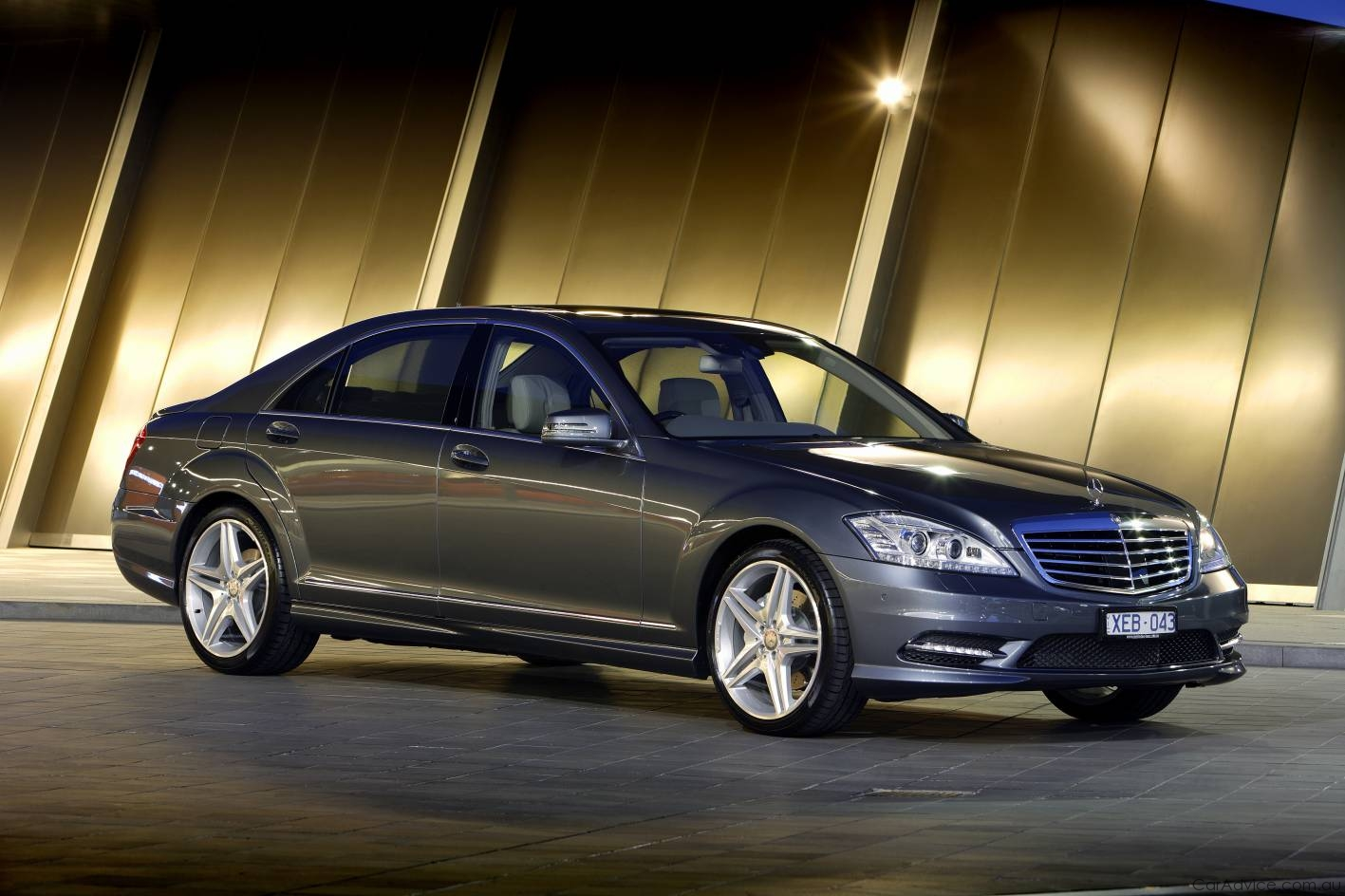 2009 mercedes benz s class information and photos