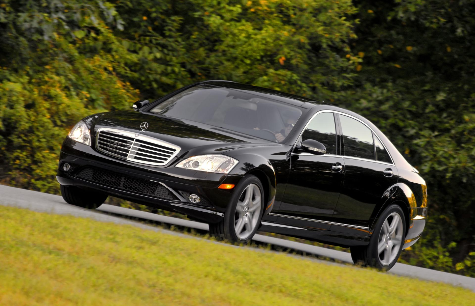 2009 mercedes benz s class information and photos for Mercedes benz s550 2009