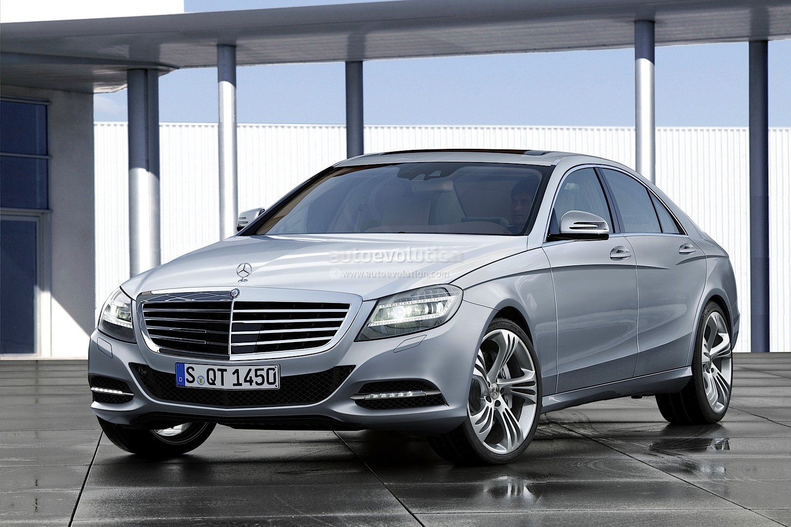 2013 mercedes benz s class information and photos for Mercedes benz 2013 s550