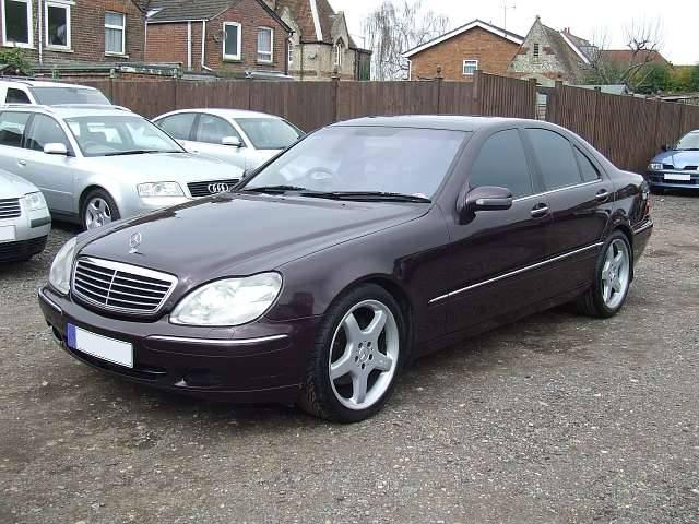 Mercedes benz s class information and photos momentcar for Mercedes benz s 430