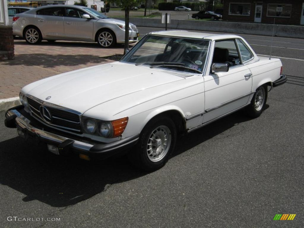 1983 Mercedes Benz Sl Class Information And Photos