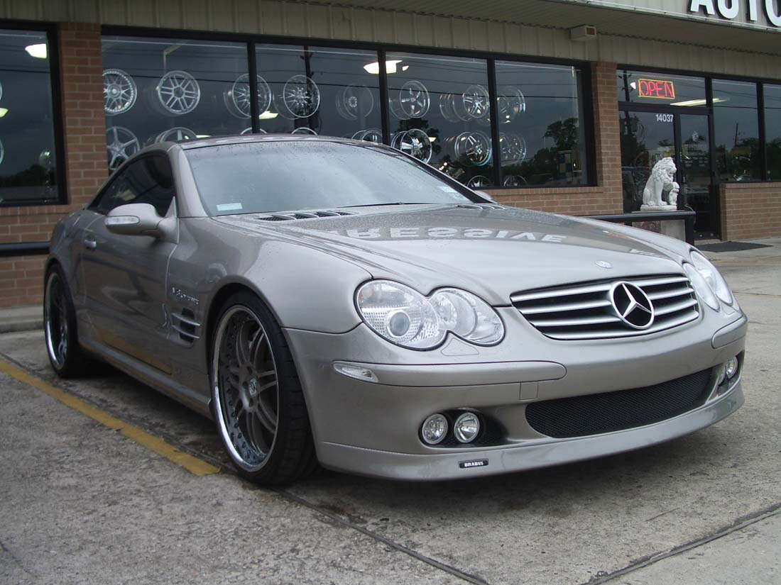 2003 mercedes benz sl class information and photos for 2003 mercedes benz sl class
