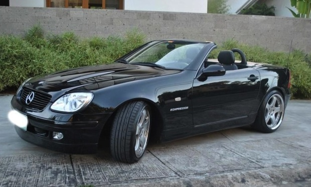 1999 mercedes benz slk class information and photos