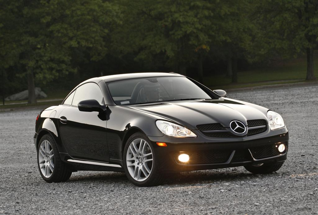 2003 mercedes benz slk class information and photos