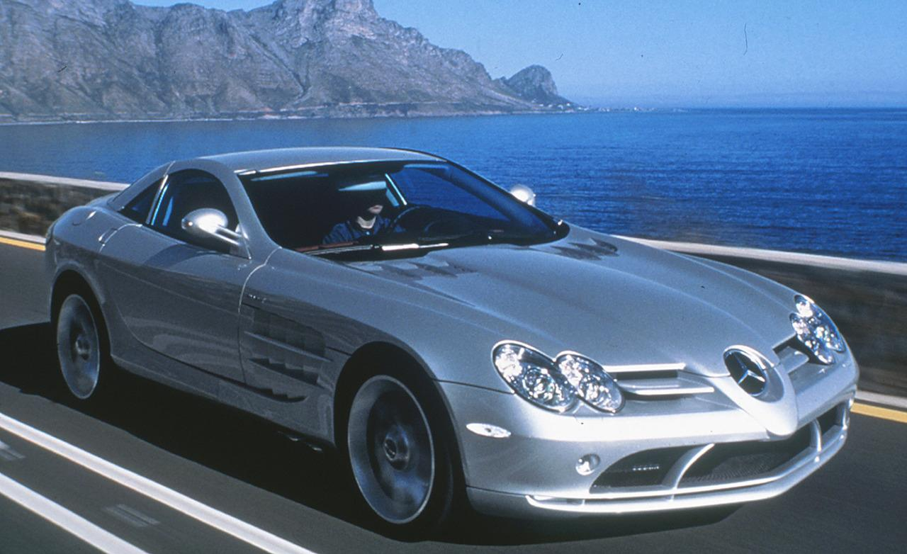2005 Mercedes Benz Slr Mclaren Information And Photos