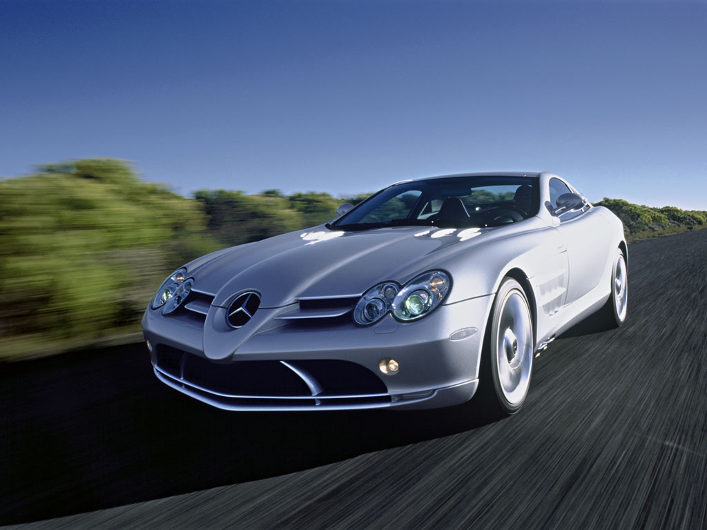 Mercedes-Benz SLR McLaren Base #2