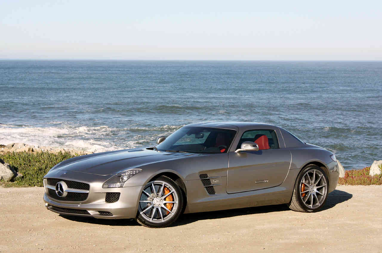 2011 mercedes benz sls amg information and photos. Black Bedroom Furniture Sets. Home Design Ideas