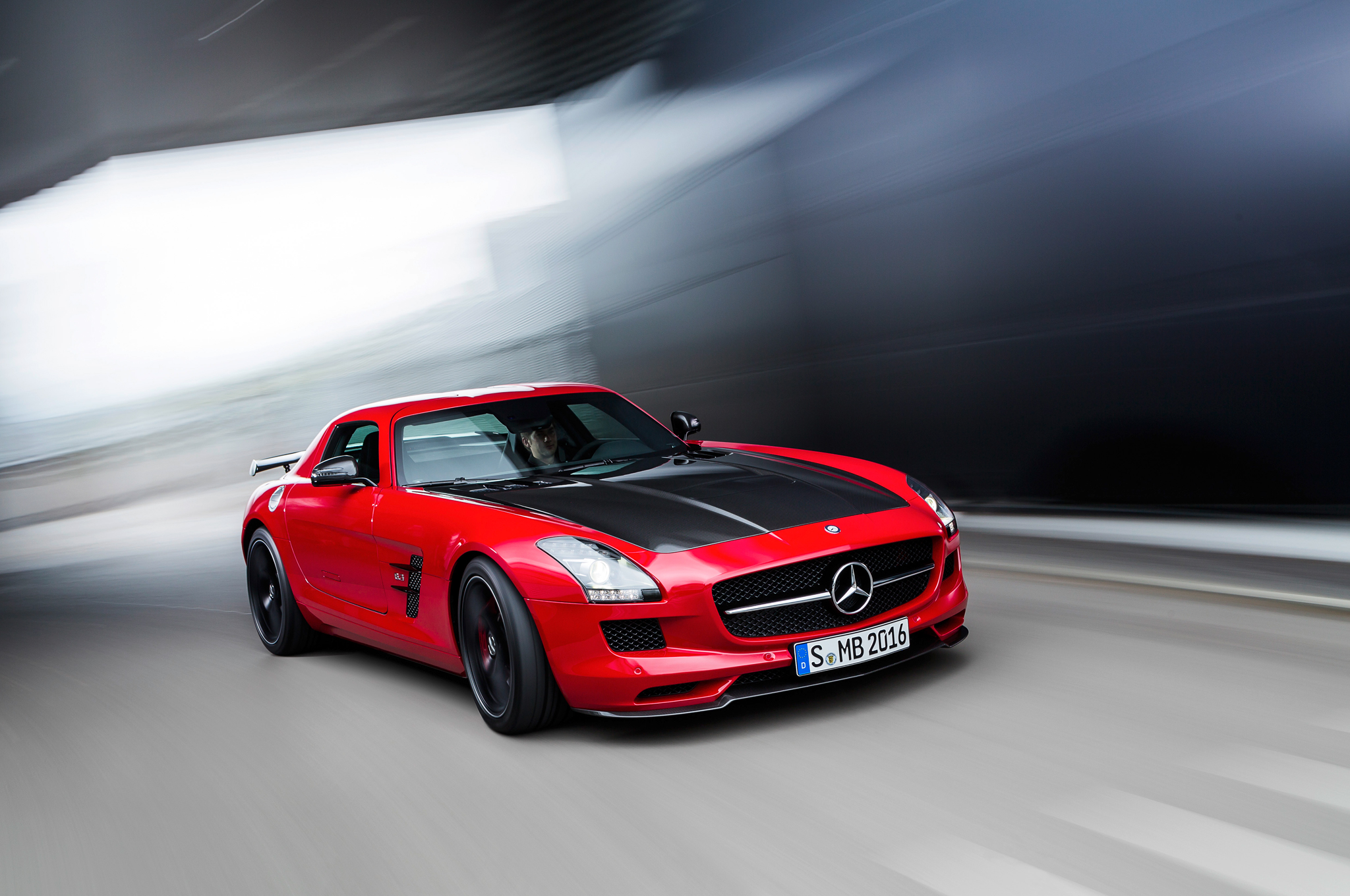 Mercedes-Benz SLS AMG GT Final Edition #3
