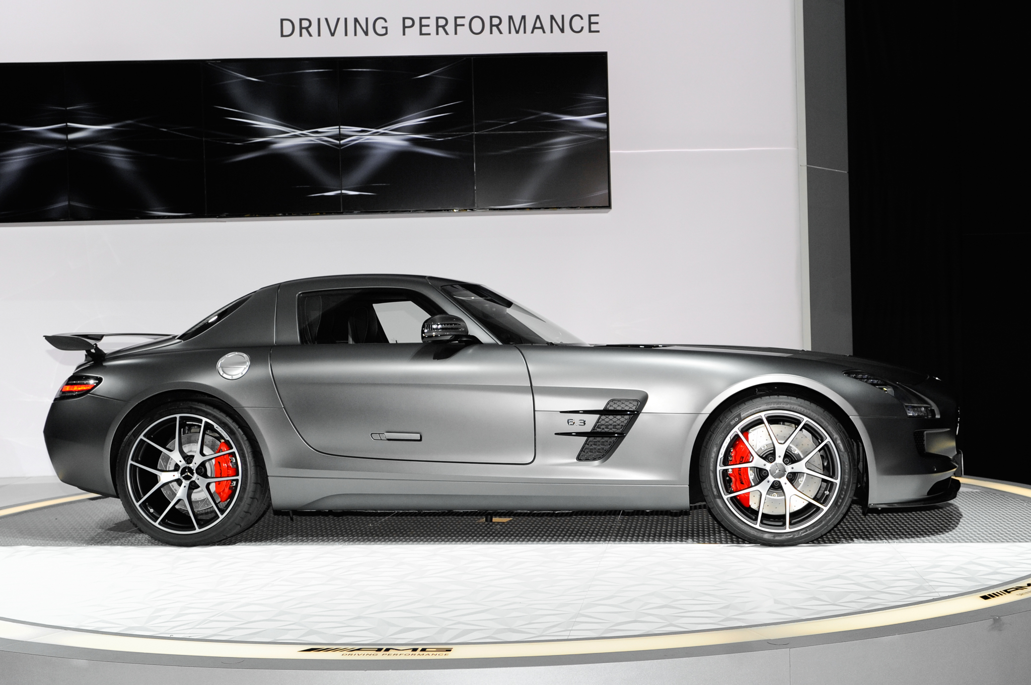 Mercedes-Benz SLS AMG GT Final Edition 2015 #3