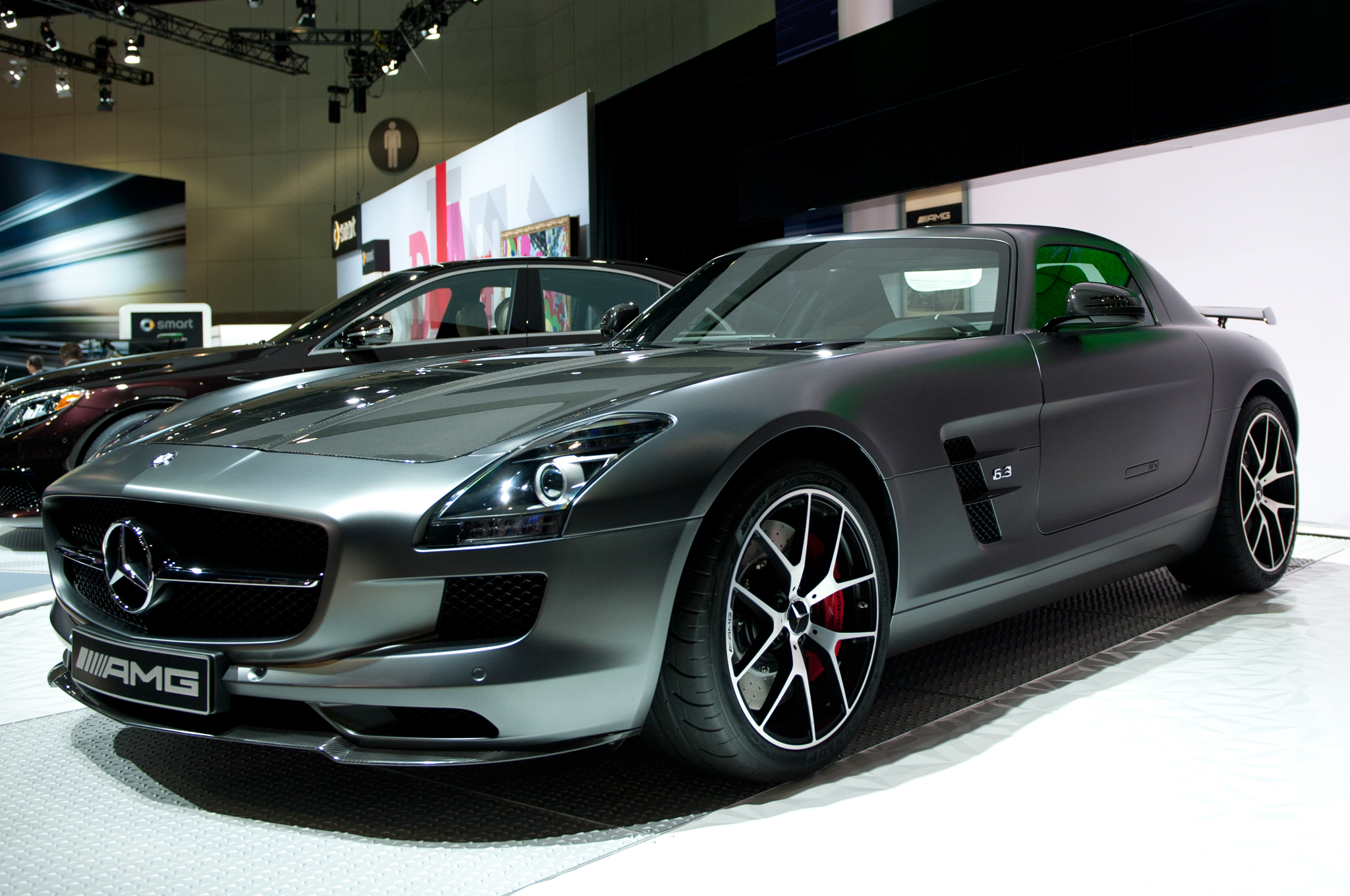 Mercedes-Benz SLS AMG GT Final Edition 2015 #4