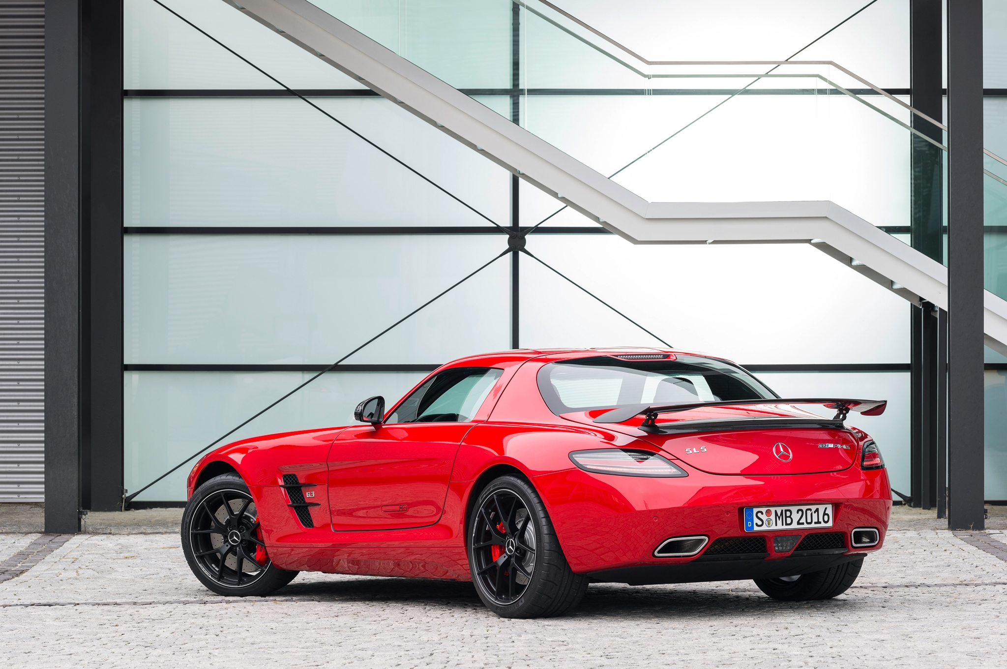Mercedes-Benz SLS AMG GT Final Edition 2015 #8