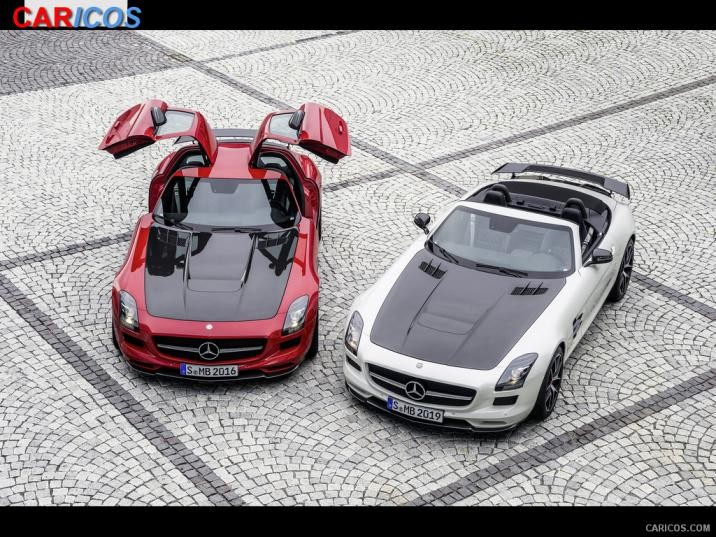 Mercedes-Benz SLS AMG GT Final Edition 2015 #9