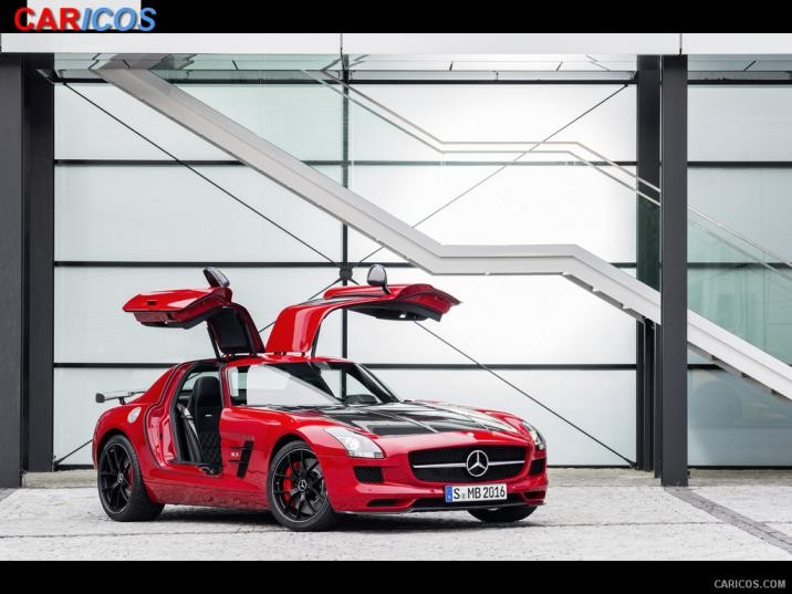 Mercedes-Benz SLS AMG GT Final Edition 2015 #11