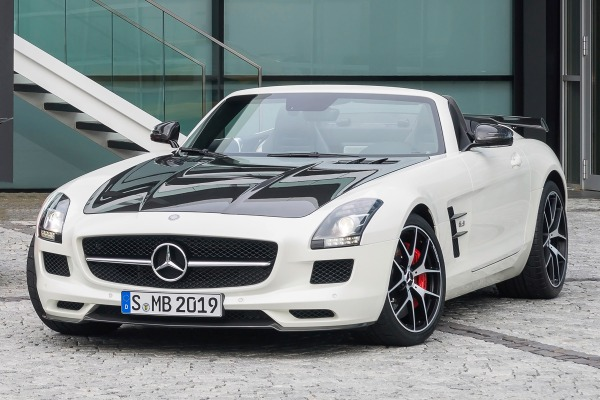 Mercedes-Benz SLS AMG GT Final Edition Base #1