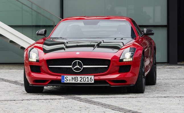 Mercedes-Benz SLS AMG GT Final Edition Base #2