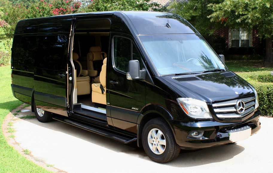 Mercedes Benz Sprinter 12