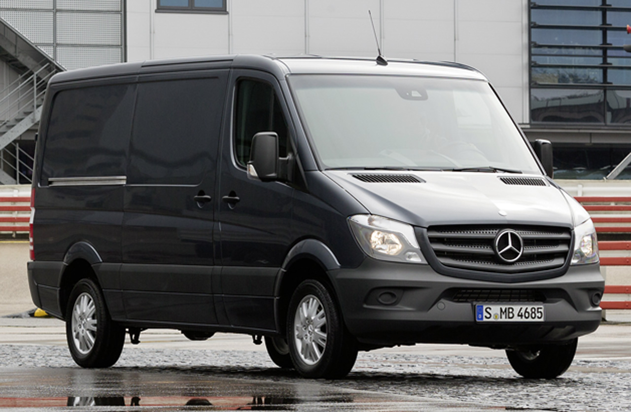 Mercedes-Benz Sprinter #3