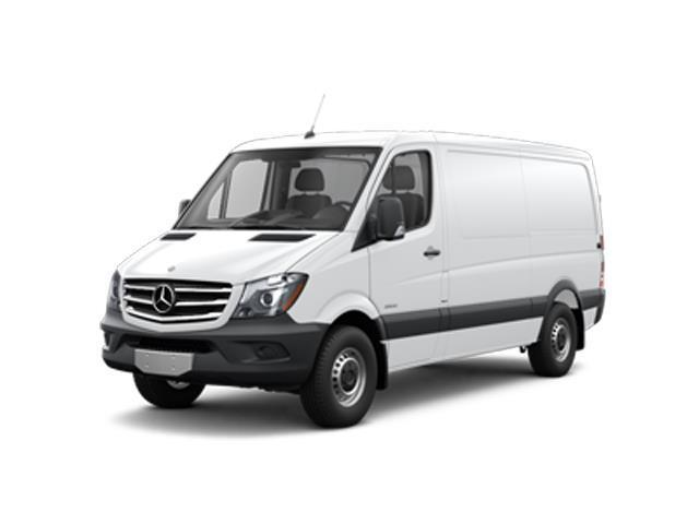 Mercedes-Benz Sprinter 2500 170 WB Cargo #19