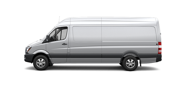 Mercedes-Benz Sprinter 2500 170 WB Cargo #20