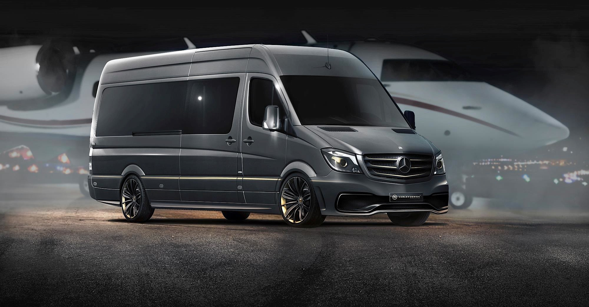 Mercedes benz sprinter information and photos momentcar for Facts about mercedes benz